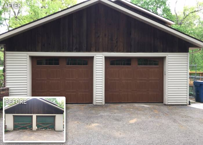 North Hatley SP, 9' x 7', American Walnut, windows Double Stockton Arch Inserts
